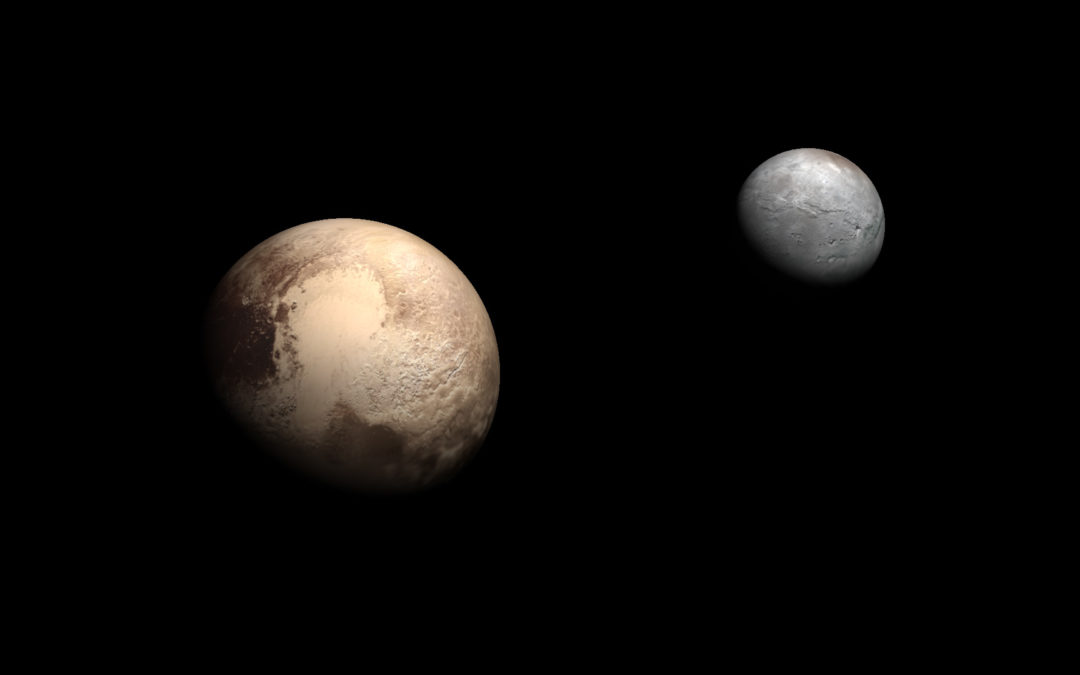 Pluto and the Young Solar System