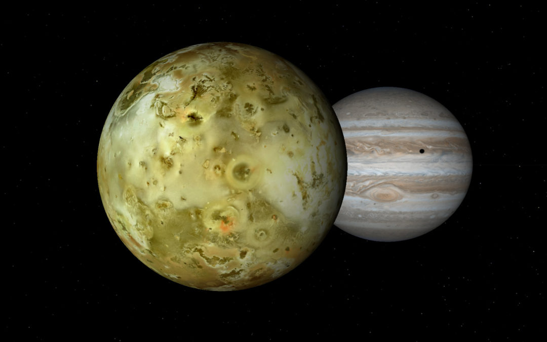 Worlds of Creation: The Moons of Jupiter