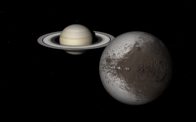 Worlds of Creation: The Moons of Saturn