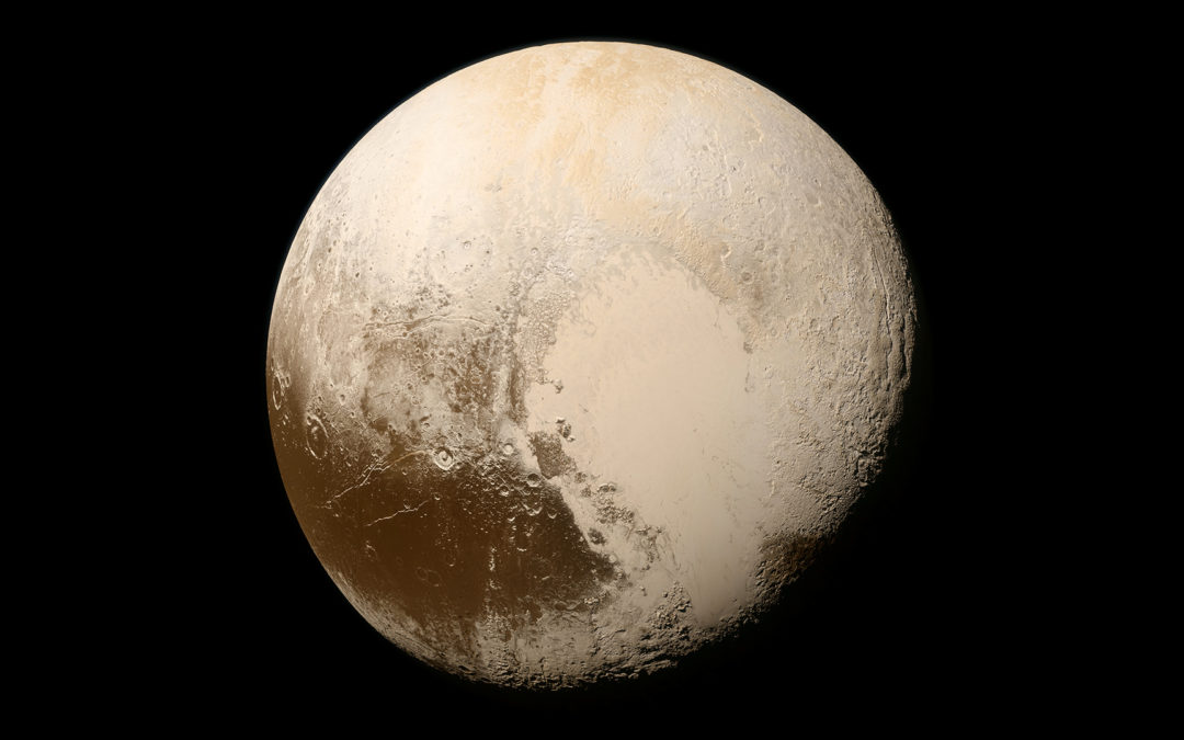Worlds of Creation: Pluto – Part 1